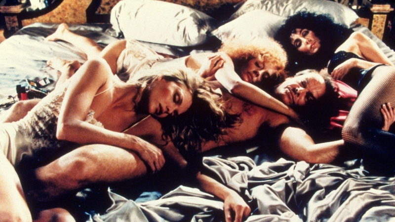 Witches of Eastwick,The .1987. Иствикские ведьмы.