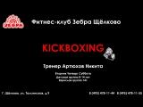 Kickboxing Zebra Shelkovo