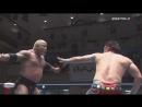 Ryouji Sai vs The Bodyguard AJPW Champion Carnival 2018 Day 14
