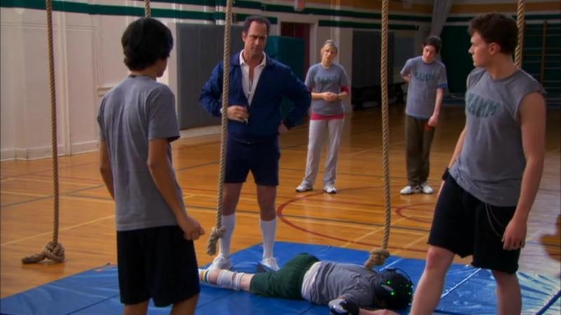 Учитель физкультуры Gym Teacher The Movie (Канада, США, 2008)