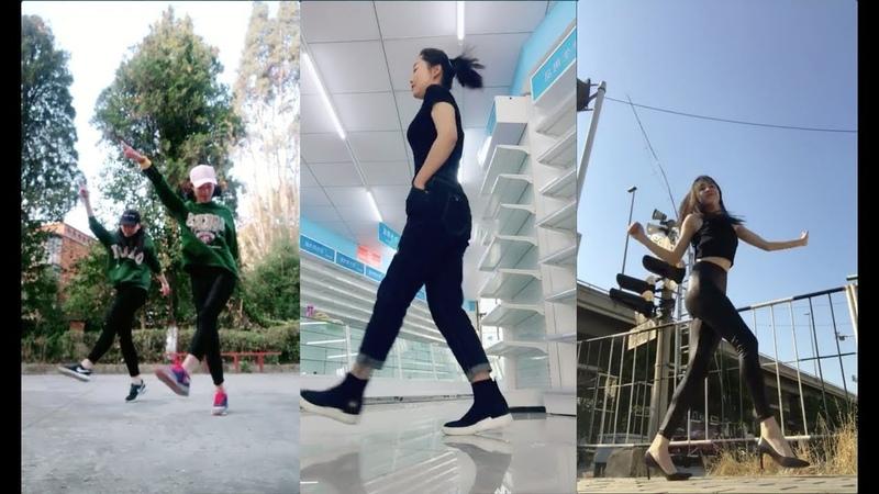 抖音抖音热门推荐今日头条(四),魔性踢腿舞、俄舞、尬舞、蹦迪舞1228