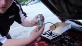 LED Headlight Bulb Install H4 Honda Civic - Image In Motion