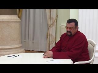Актеры и режиссеры о Владимире Путине