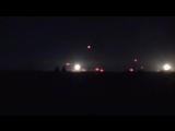 Боевики «АТО» показали видео ночной стрельбы из артиллерии