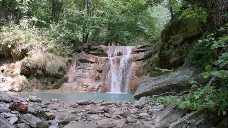 Водопады на реке Куаго. Фото слайд-шоу. 2011 год.
