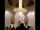 The Shaikh Zayed Grand Mosque in Abu Dhabi -