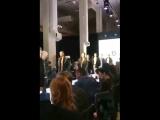 -Ґ 10.03 @Kat_McNamara e @DomSherwood1 na Toronto Mens Fashion Week 2 - - { © maggyyg } httpst.coWVT0oNjHwp