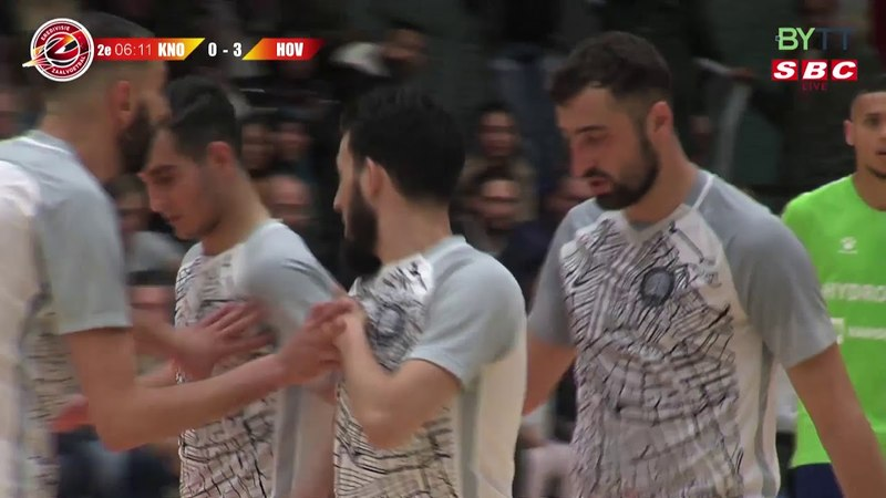 Samenvatting t Knooppunt - Hovocubo Play Off Finales 18052018