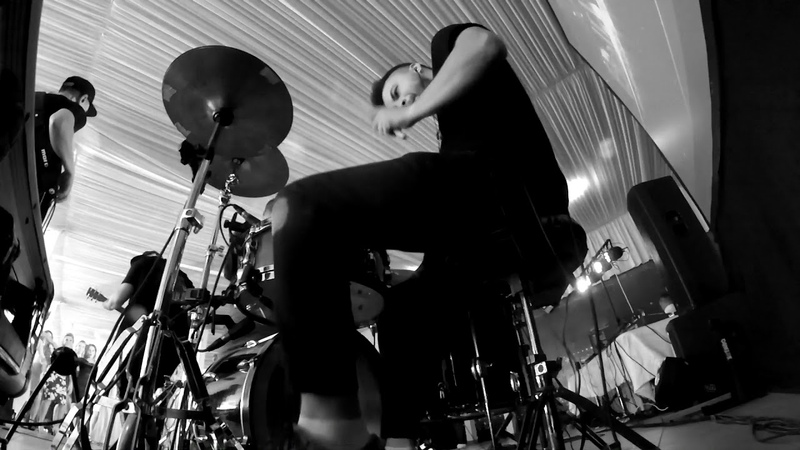Кавер Группа FM - Районы кварталы (Звери cover) DrumCam