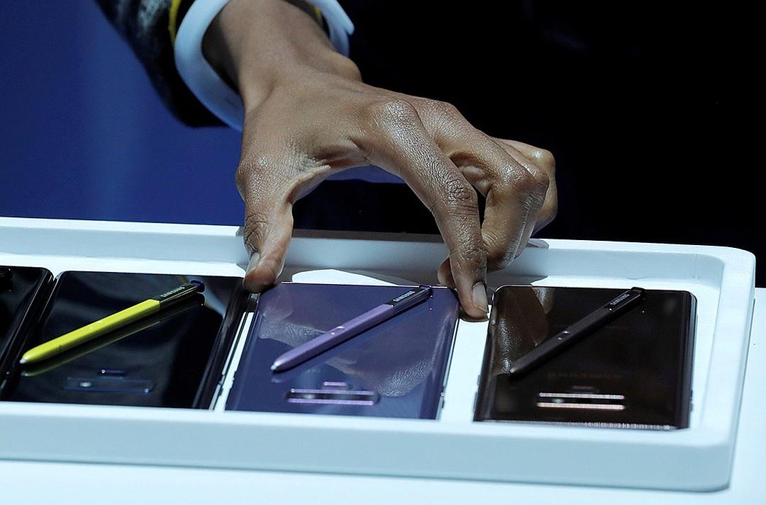 Galaxy Note 9 цена в России, предзаказ, характеристики, дата выхода