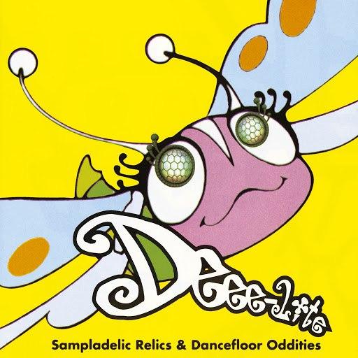 Deee-Lite альбом Sampladelic Relics & Dancefloor Oddities