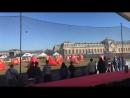 Церемония открытия U16 paintball Chantilly
