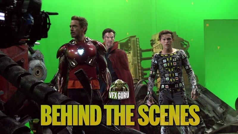 Avengers: Infinity War (2018) - Behind The Scenes⠀