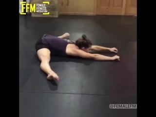 SLs Flexibility Strength Crossfit Girls 2018