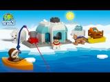 Конструктор LEGO DUPLO 10803 Вокруг света- Арктика