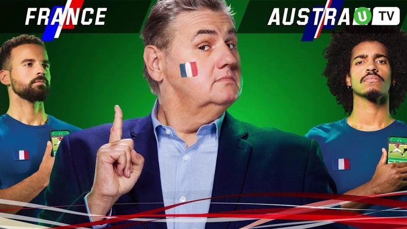 Samedi Ils vont se prendre une rouste face à la France