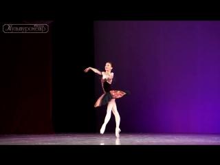 Александра Тимофеева прима балерина театра 'Кремлевский балет' mp4