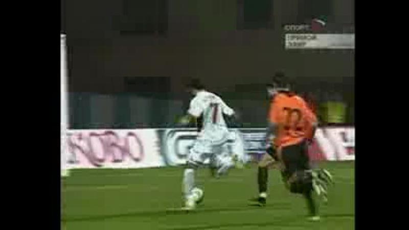 Лига Чемпионов 2006/07. ЦСКА (Москва) — Ружомберок (Словакия) — 3:0 (0:0)