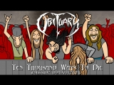 OBITUARY - Ten Thousand Ways To Die (Official Music Video)