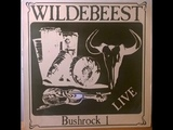 Wildebeest Russian And Chips ( 1981, ProgFolk Rock, South Africa ) Live