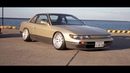 Silvia S13   Nissan   Japanese car   JDM   Drift   Stance   車高短  ドリドレ