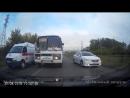 "Мобильный патруль водители автобуса ПАЗ, гн А222РУ70 (маршрутное такси № 40т) и ам ""Тойота"", гн Е400КХ42"