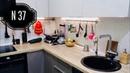 Кухня В КОРИДОРЕ Кухня в однушке. Дизайн интерьера однокомнатной квартиры. РумТур 37.