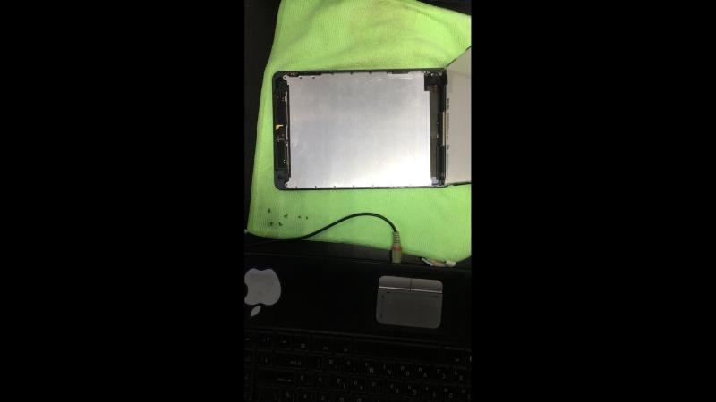 Ремонтируем iPad