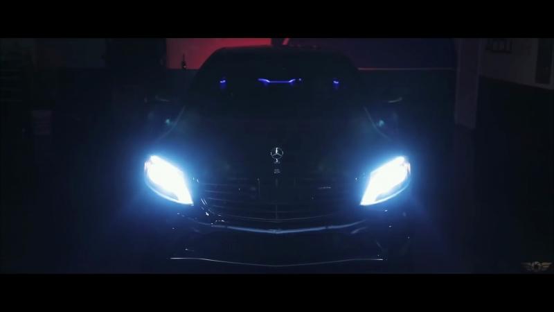 Night Lovell Boy Red S63 AMG Black Boss