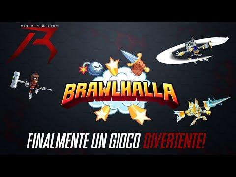 GIOCHI DIVERTENTI - Brawlhalla | FINALMENTE UN GIOCO DIVERTENTE! - Finalmente - Gameplay ITA