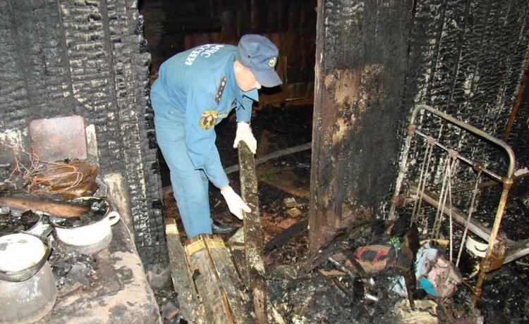 Тройное убийство в Зеленчукском районе пытались скрыть пожаром