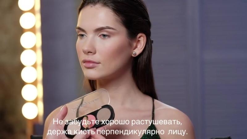 Легкий контуринг_ мастер-класс от Faberlic
