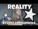 Lost Frequencies Reality Acoustic Cover A Little Sound