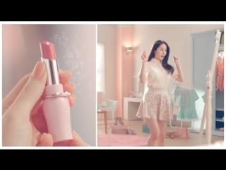 Видео КРИСТАЛ реклама помады Krystal jung cute moments