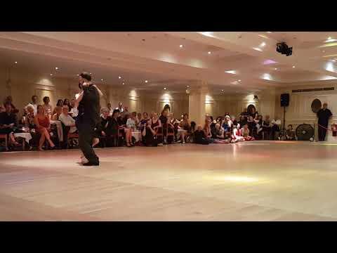 Veronica Toumanova Benjamin Solano perform in Devon, 24