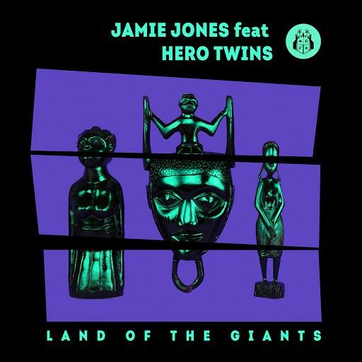 Jamie Jones альбом Land Of The Giants