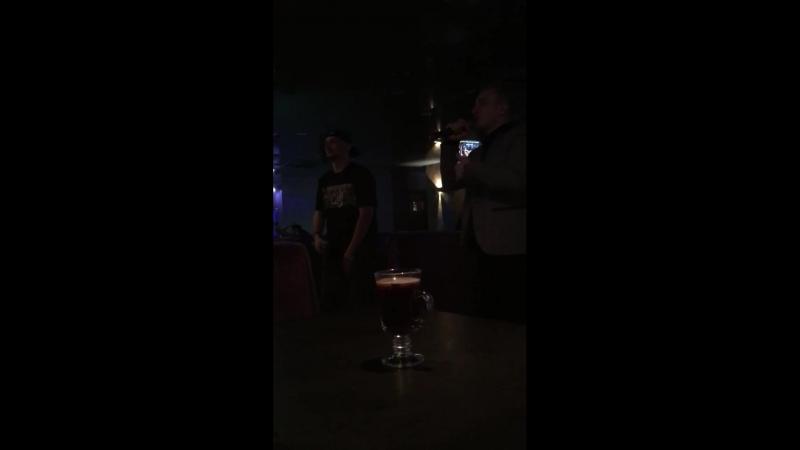 Krec - Нежность (karaoke cover by Pavel K. BastaBro)