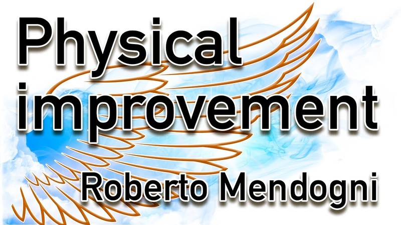 Physical improvement by Real-Enabler for Roberto Mendogni