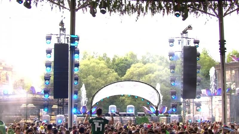 Jason Ross Mike Williams Tomorrowland Belgium 2018