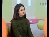Гульназ Асаева на передаче