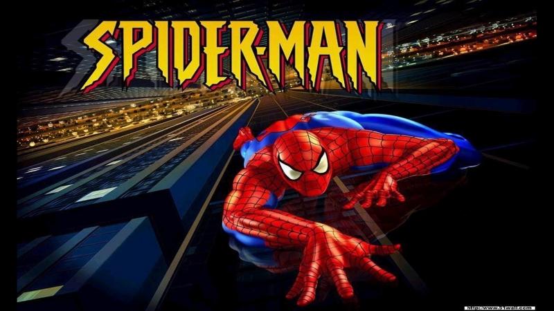 Spider-Man (2001) - Тест озвучки