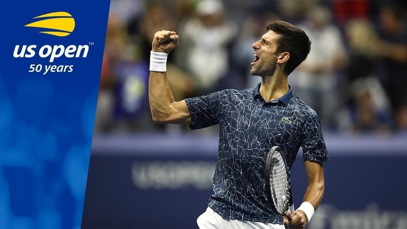 Novak Djokovic's Earns 8th US Open Final Appearance In Win Over Kei Nishikori