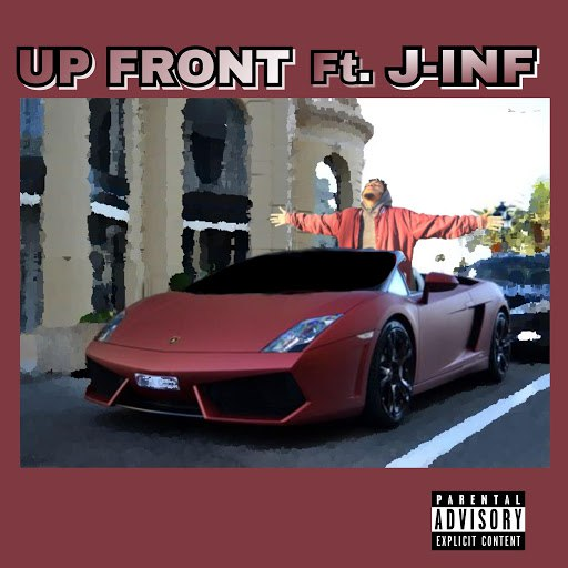 Hooligan альбом Up Front (feat. J-Inf)
