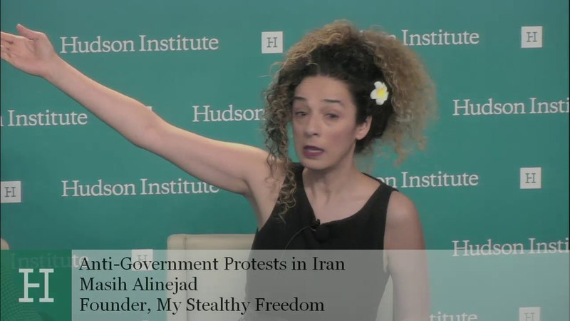 Iran As Anti-Government Protests Continue, Can the U.S. Help Maintain Momentum