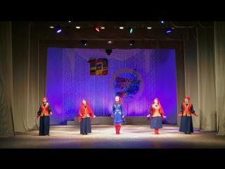 Ансамбль татарской песни клуба национальных культур