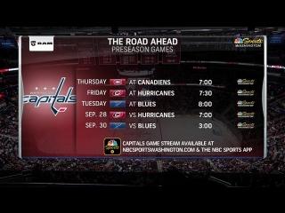 NHL 2018-2019 / PS / 18.09.2018 / Boston Bruins @ Washington Capitals [NBCS-B]