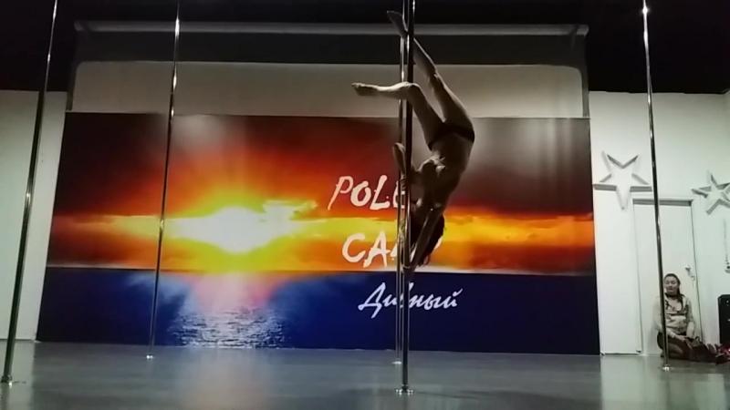 Pole Camp Дивный 2018 - Оля Невейкина