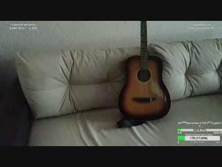 🎸 Играем на гитаре в угадай мелодию \ Playing the guitar in guess the melody