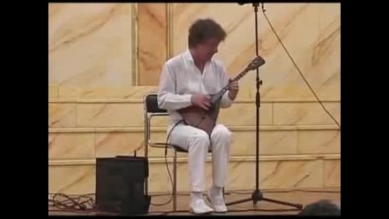 Алексей Архиповский виртуоз с балалайкой flv