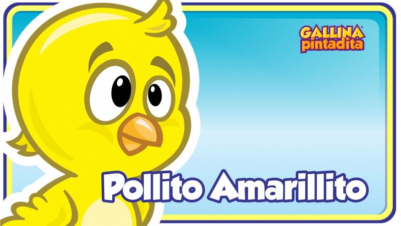 Pollito Amarillito - Gallina Pintadita 1 - Oficial - Canciones infantiles para n